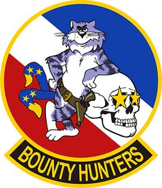 F-14 Tomcat VF-2 Bounty Hunters