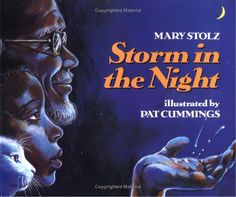 Storm in the Night Illustrated by Pat Cummings