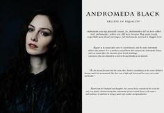 The Black Sisters + Andromeda