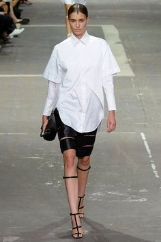 the top! / Alexander Wang Spring 2013 RTW Collection - Fashion on TheCut
