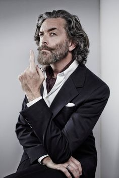 I firmly believe that Timothy Omundson has the greatest profile picture on imdb.com - Imgur