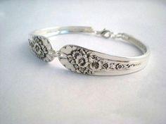 spoon jewelry | vintage spoon bracelet | jewelry