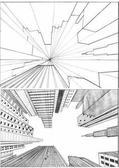 Draw Pattern - Tutorial City in Perspective 2 by ~ lamorgh .-Draw Pattern – Tutorial Stadt in Perspektive 2 von ~ lamorghana auf deviantART … – CoDesign… Draw Pattern – Tutorial City in Perspective 2 by ~ lamorghana on deviantART … – CoDesign Magazine Drawing Techniques, Drawing Tips, Drawing Sketches, Drawing Drawing, City Drawing, Pencil Drawings, Drawing Ideas, Sketching, Eye Sketch