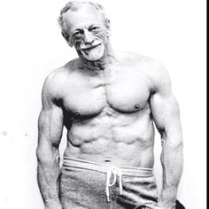 You can be build muscle at any age Motivation