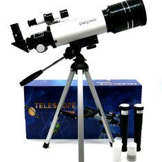 b393e9d73e5 400x70mm HD Zoom Monocular Astronomical Telescope With Portable Tripod  //Price: $65.98// #shop