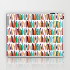 Book lovers dream Laptop & iPad Skin by Joy Laforme - $25.00