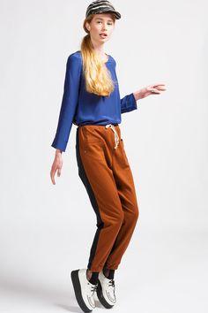 Koshka - Reality Studio Tie Waist Trousers, €71,83 (http://www.shopkoshka.com/dressy-sporty/reality-studio-tie-waist-trousers/)
