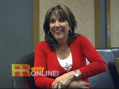 Backstage: Robin McGraw''s Holiday Memories...