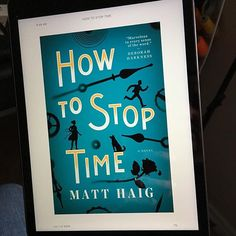 Got up early this morning to finish this one. How to Stop Time by Matt Haig. I cant remember how I happened upon this for my to-read list but it was a forever wait for the digital library loan. I finished it in a few days. Its a quick-ish read with interesting story and characters. The writing is good lots of descriptive imagery and thoughtful lines. The premise is there are people among us who dont age at the normal pace and this particular story is a guy who is mid-400s but looks 40…