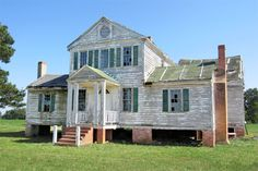 Photo: courtesy of Preservation North Carolina | thisoldhouse.com | from Save This Old House: A Free Federal Farmhouse