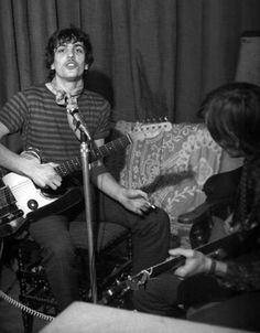 Pink Floyd Syd Barrett - Roger Waters by Irene Winsby.