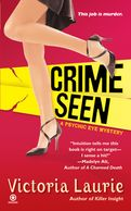 Victoria Laurie - Crime Seen