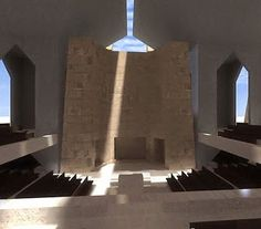Documenta: Louis I. Kahn: Poetic Dimension to the Hurva Synagogue in Jerusalem