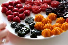 Vlog 008_domácí gumové rostlinné ovocné  bonbóny pro děti_Eva Benek