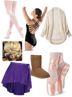 """Bunhead Dance Class"" by hazzas-little-nerd ❤ liked on Polyvore"