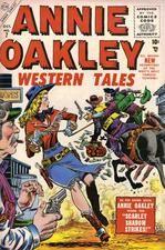 Annie Oakley (Atlas comic book) - 11 issues