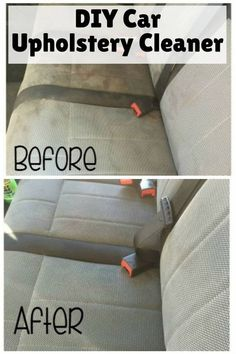 No matter how hard you try to keep your car's upholstery clean, stains are inevitable. Kids and pets are guaranteed towreak havoc on seat covers, or a passenger might spill a drink.As a result, we spendtons on professional car detailing or commercial car care products.Instead of burning a hole in your , …