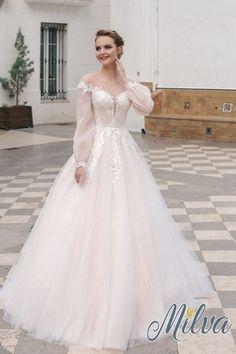 Wedding Dress Rose, Wedding Dresses 2018, Country Wedding Dresses, Bridal Dresses, Girls Dresses, Lace Wedding, Event Dresses, Rustic Wedding, Dresses Elegant