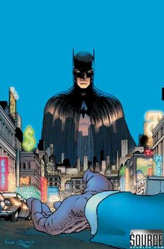 Batman by Frank Quitely
