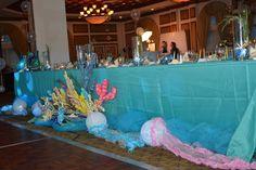 marina mermaid party - Google Search