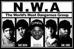 Straight Outta Compton is the story of the legendary rap group, NWA, which gave rise to rap greats like Dr. Dre and Ice Cube. Watch the movie trailer now. Arte Do Hip Hop, Hip Hop Art, Mode Hip Hop, Nba Funny, Straight Outta Compton, Beatles Songs, Rap Wallpaper, Ice Cube Nwa, Ice Cube Rapper