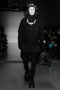 KTZ Menswear Fall Winter 2014 London - NOWFASHION