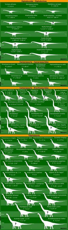 Sauropodos II por REXISTO
