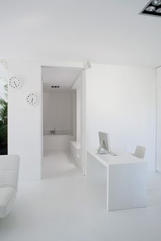 All White Loft in South of Paris 08
