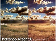 Photoshop Action 28 by saturn-rings.deviantart.com on @deviantART