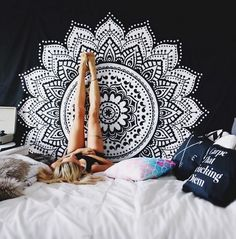 Cheap tapestry wall, Buy Quality tapestry wall hanging directly from China hanging wall tapestries Suppliers: New Printed Lotus Tapestry Bohemia Mandala Tapestry Wall Hanging For Wall Decoration Hippie Tapestry Beach Mat Yoga Mat Tapestry Beach, Mandala Tapestry, Tapestry Wall Hanging, Wall Hangings, Tapestry Bedroom, Mandala Blanket, Mandala Throw, Psychedelic Tapestry, Hanging Beds
