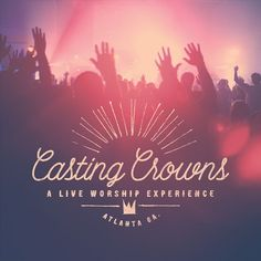 """Check out the new live video of """"Just Be Held"""" from Casting Crowns. """"Just Be Held"""" is off their A Live Worship Experience album. Top Worship Songs, Worship Night, Praise And Worship Music, Casting Crowns Songs, Just Be Held, Great Are You Lord, Heaven Music, Atlanta, Contemporary Christian Music"""