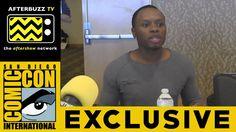 Malcolm Goodwin (iZombie) @ 2015 San Diego Comic-Con | AfterBuzz TV