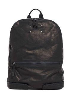 MAISON MARTIN MARGIELA Maison Margiela Backpack. #maisonmartinmargiela #bags #leather #backpacks #