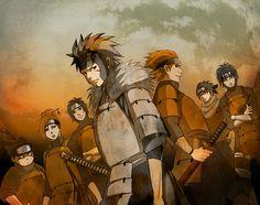 Tobirama and the Senju clan. #tobirama #senju