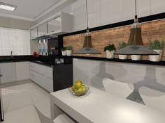 Projeto cozinha ! by Eliane Taveira