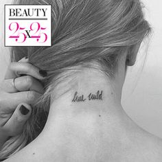 20 Tiny Tattoo Ideas Even the Most Needle-Shy Can't Resist