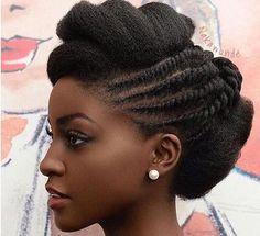 coiffure africaine