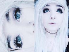 Oh my god her eyelashes ❤️