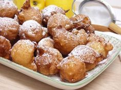 Funnel Cake Fries, Muffins, Pan Dulce, Dessert Recipes, Desserts, Sin Gluten, Original Recipe, Diy Food, Sweet Tooth