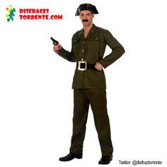 Disfraz de Guardia Civil. Auténtico disfraz para todas tus fiestas de carnaval, para grupos grandes, comparsas, peñas, y además para tus fi...