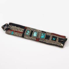 Making Bracelets With Beads, Beaded Bracelets Tutorial, Beaded Bracelet Patterns, Handmade Bracelets, Beaded Jewelry, Bracelet Designs, Boho Jewelry, Jewelry Ideas, Jewelery