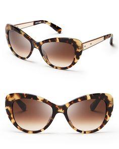 Bobbi Brown Anna Cat Eye Sunglasses