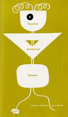 The Trademark as an Illustrative Device | Paul Rand, American Modernist (1914-1996)