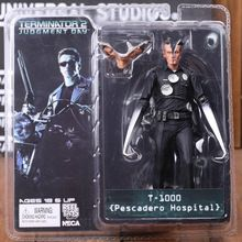 """1 Pcs 7"""" 18 CM Classic Movie NECA The Terminator 2 T-800 Arnold Schwarzenegger PVC Action Figure Collectible Model Toy 7 Styles //Price: $US $20.22 & Up to 18% Cashback on Orders. //     #gifts"""