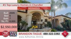 http://ift.tt/2dnbkCd Cell 480-322-3392 http://ift.tt/2d1vUN9 brandontague@gmail.com.  Brandon Tague is a veteran Realtor serving the greater Phoenix area including Chandler  Gilbert  Queen Creek  Sun Lakes  Mesa  Tempe  San Tan  East Valley. If you are buying or selling a home or looking to have a new home built you will want the #1 real estate agent in the Valley. Brandon is a top-performing marketing expert who can sell your home fast and for top dollar. When buying a new home youll love…