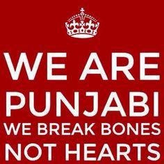 Punjabi !!!!