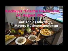 """Kochkurs """"Frische Fischküche"""" mit Tobias Mucha in Mayers Küchenmanufaktur: http://www.moebelmayer.de/index.php?Kochkurse-mit-Tobias-Mucha"""