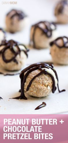 If you're in the mood for something sweet and yummy, these pretzel bites are delicious!