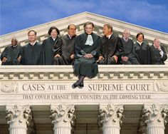 11 Supreme Court Cases That Could Change The U.S. In The Coming Year  The Supreme Court will begin hearing cases this week. Although decisions could take until late June, here are the key cases to watch.