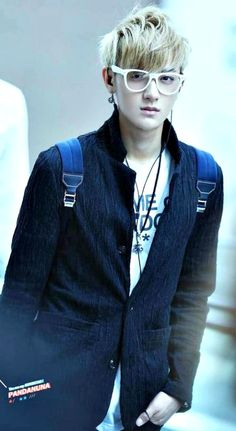 I love you Tao.. Idc how weird people think I am.. He's my #1 bias in EXO.. Idc if he's afraid of things.. We'll be scared together..
